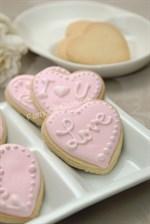 Heart Tell You A Romance Cookies Recipe 心悄悄诉说浪漫曲奇食谱