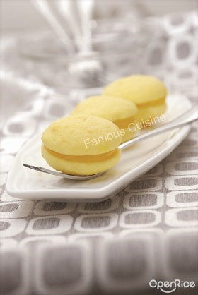Lemon Whoopie Pie Recipe 柠檬无比派食谱