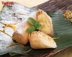 Banana Spring Rolls Recipe 香蕉春卷食谱