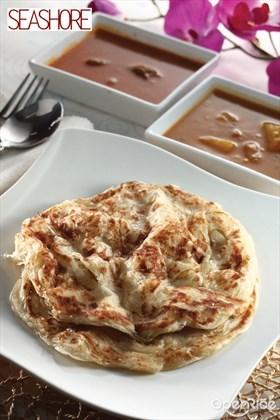 Mamak Roti Canai Recipe  嘛嘛煎饼食谱