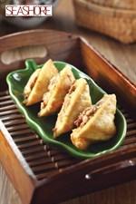Vegetarian Stuffed Dried Bean Curd Recipe 素酿豆干食谱