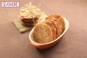 Almond Crisps Recipe 杏仁薄片食谱