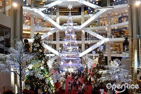 christmas, pavilion kl