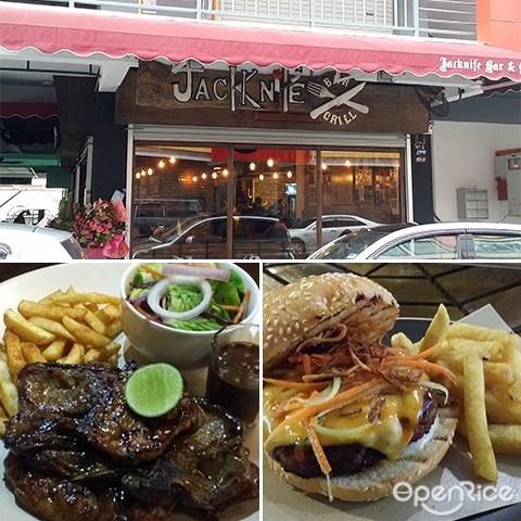 Jacknife Bar & Grill, Plaza 333, Chinese New Year, Kota Kinabalu, Sabah