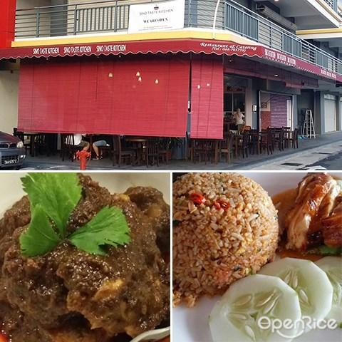 Sino Taste Kitchen, Plaza 333, Chinese New Year, Kota Kinabalu, Sabah