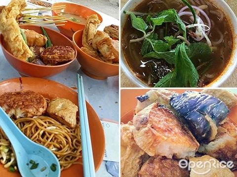 local holiday, ipoh, perak, souvenir, 手信, 忠记大树头炸料粉, 炸料