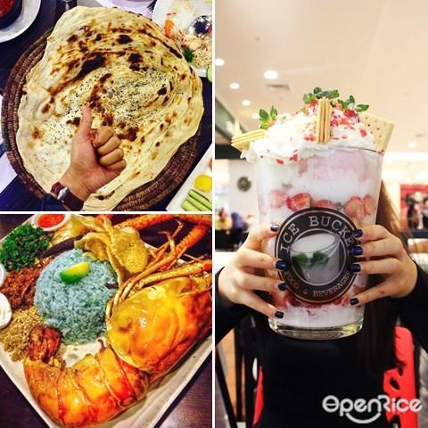 XXL 美食, XXL food, klang valley