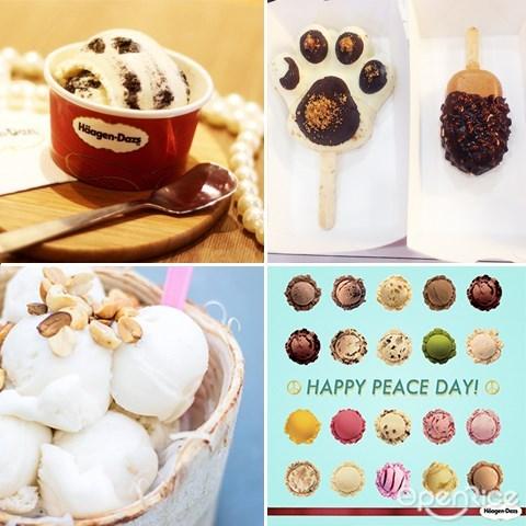 ice cream bonanza, Haagen-Dazs, sangkaya, Sticks Art, school holiday, 学校假期, 冰淇淋