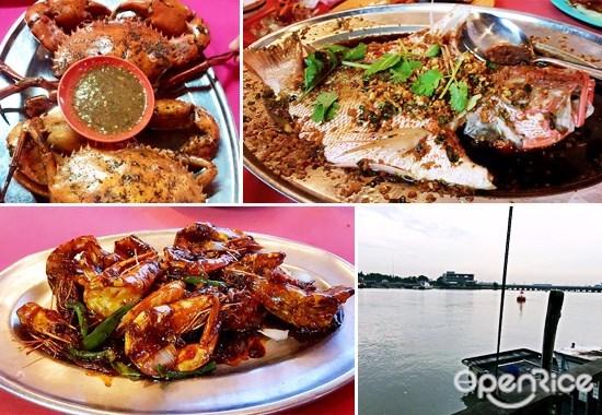 巴生海南村, Bagan Hailam, 必吃, 美食, 必玩, holiday, food, 福记海鲜楼, 海鲜