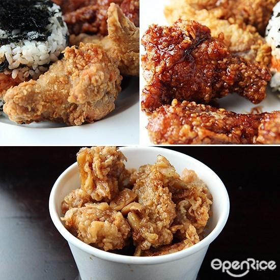 Choo Choo Chicken, PV128, Setapak, Korean Fried Chicken, KL