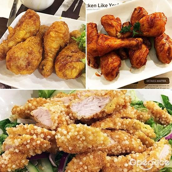 Kyochon 1991, Korean Fried Chicken, KL