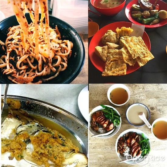 nasi lemak, taman segar, 蕉赖, cheras, best food