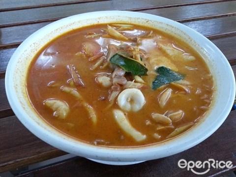 甲洞,Thai Garden Village, 泰国餐, 东炎海鲜, 烧烤海鲜