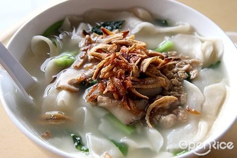 Chuan Kee Pan Mee, Section 17, PJ