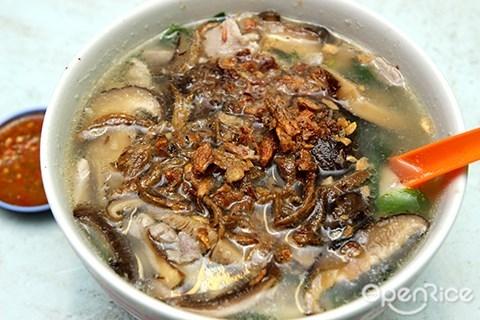 Pan Mee, Lian Kee, kl, Old Klang Road