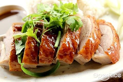 Sze Ngan Chye, salted duck, kepong