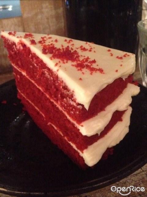 red velvet cake, kl, pj