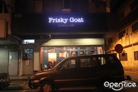 TTDI, Frisky Goat