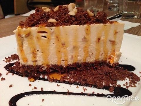 cheese cake,kuala lumpur, bangsar,kl,nosh