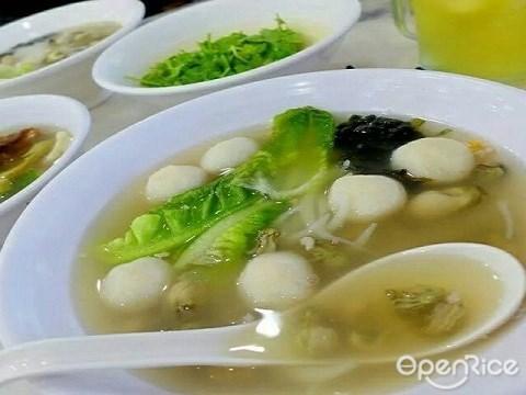 Pudu Fish Ball Noodle, Kuan Kee, Road side stall, Pudu, Jalan Pasar