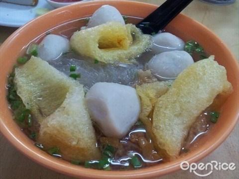 Jin Man, Mahkota Cheras, Fish Cake, Selangor