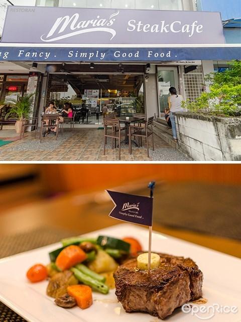 Maria's Steakhouse, Steakhouse, Steak, Bangsar
