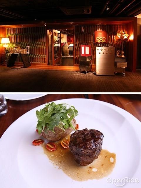 Grill 582, Steakhouse, Steak, Dua Sentral, Brickfields