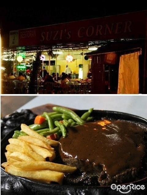 Suzi's Corner, Steakhouse, Steak, Ampang