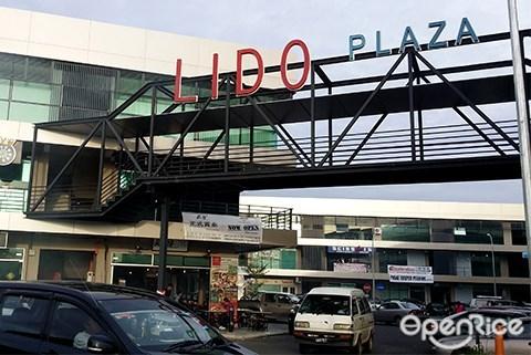 lido plaza, kota kinabalu, penampang