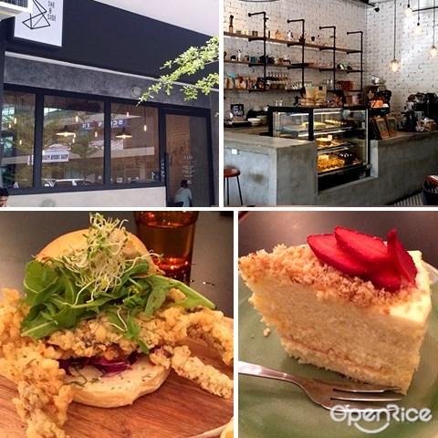 the b side, cafe, penampang, kota kinabalu, sabah, lido plaza