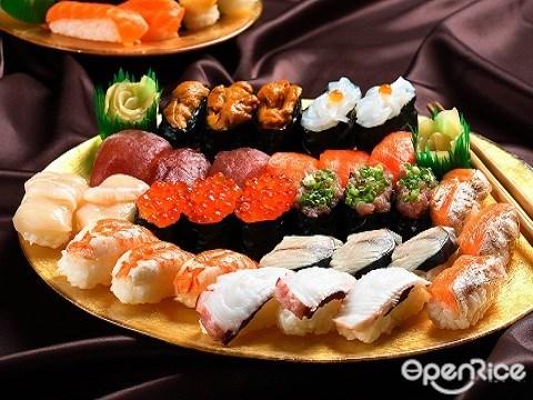 Kota Kinabalu, Sabah, Japanese, Sushi, Sashimi