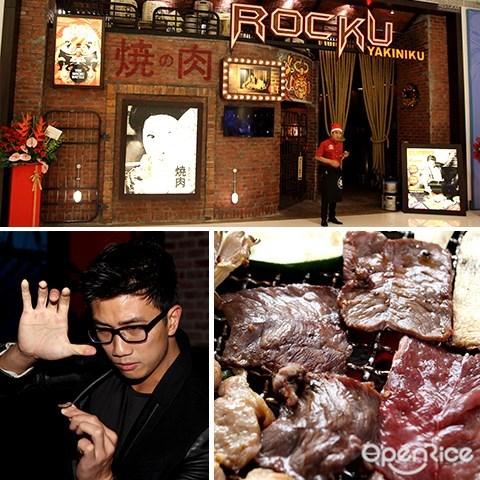 rocku, 日式烧烤, pavilion kl, dining loft, 7th floor