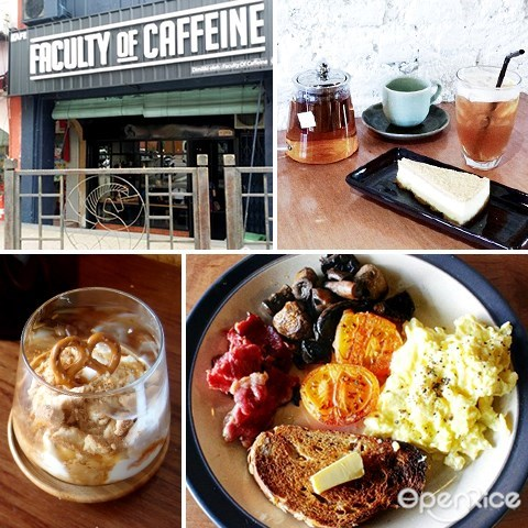 faculty of caffeine, 柔佛, 新山, 咖啡馆, lodge & kitchen