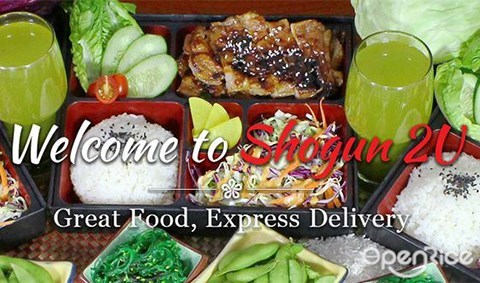 shogun2u, delivery