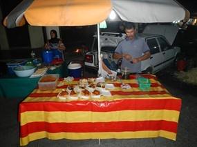 Nasi Ayam @ Pasar Malam Lahat Baru
