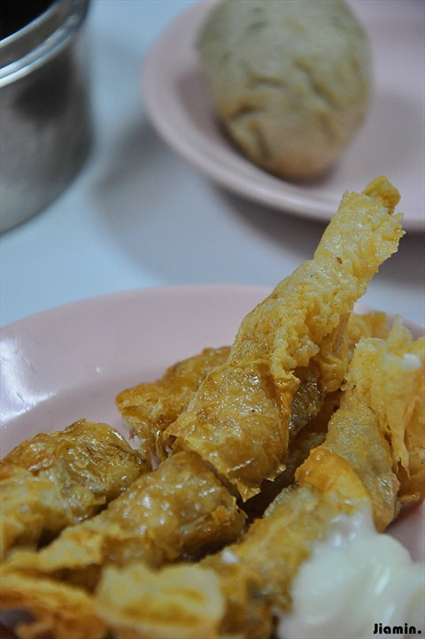 Fried Prawn Rolls