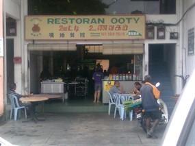 Ooty Restaurant