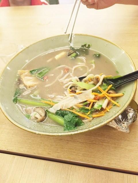 Organic Black Bean Soup with Brown Rice Ramen