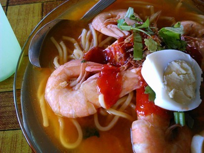 Mee Udang Special