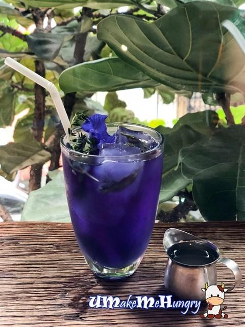 Tea Ice Cube Butterfly - RM 16.00